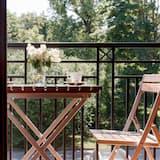 高級雙人或雙床房, 陽台 - 陽台