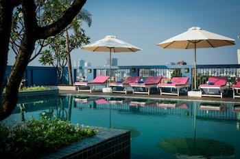 Foto van Frangipani Royal Palace Hotel in Phnom Penh