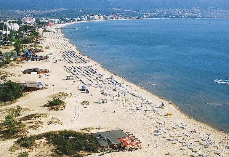 L&B Hotel, Sunny Beach, Beach
