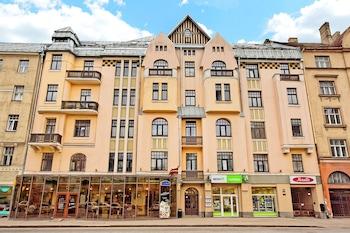 Picture of RIGAAPARTMENTcom GERTRUDA Apartments & Restaurant in Riga