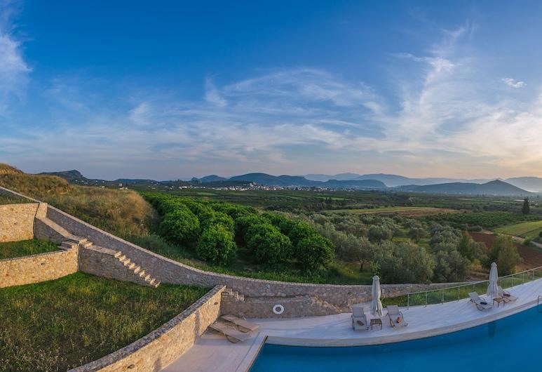 Anassia Villas, Nafplio, Vonkajší bazén