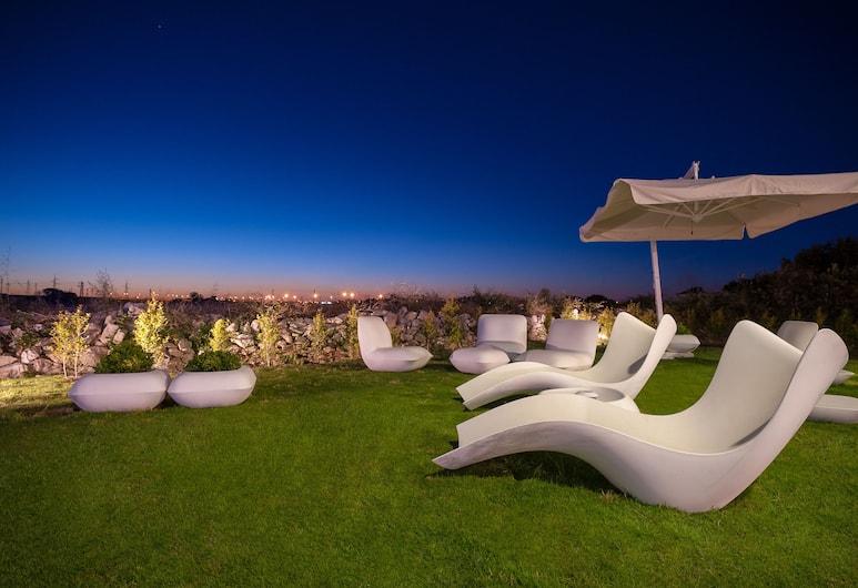 8piuhotel, Lecce, Teras/Veranda