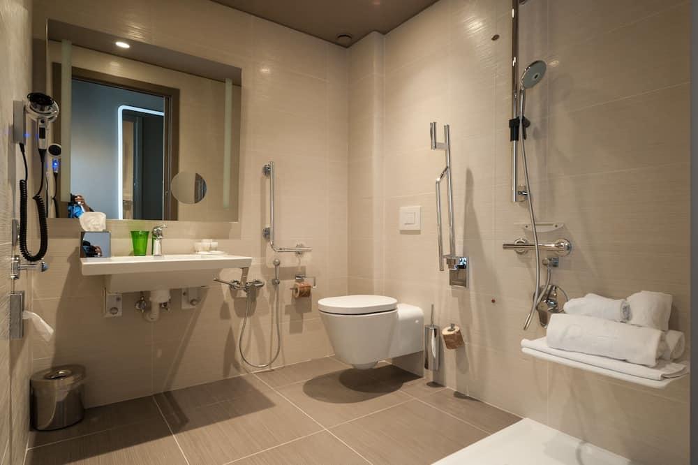 コンフォート ルーム (Accessible for Disabled) - バスルーム