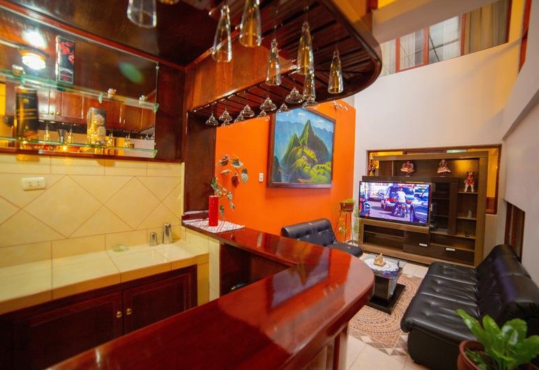 Sonnenthal Bed & Breakfast Cusco, Cusco, Bar do Hotel