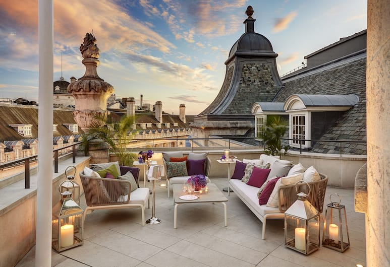 Hotel Café Royal - The Leading Hotels of the World, London, Dome Penthouse, Außenbereich