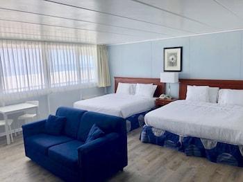 Nuotrauka: Rideau Oceanfront Motel, Ošen Sitis
