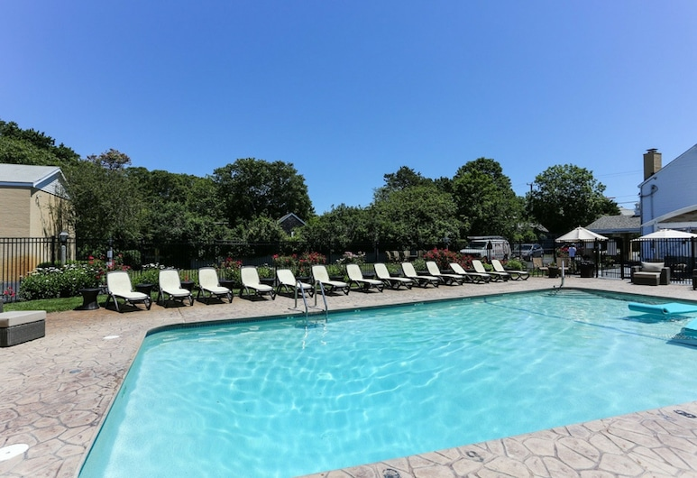 Cape Colony Inn, Provincetown, Outdoor Pool
