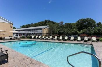 Selline näeb välja Cape Colony Inn, Provincetown
