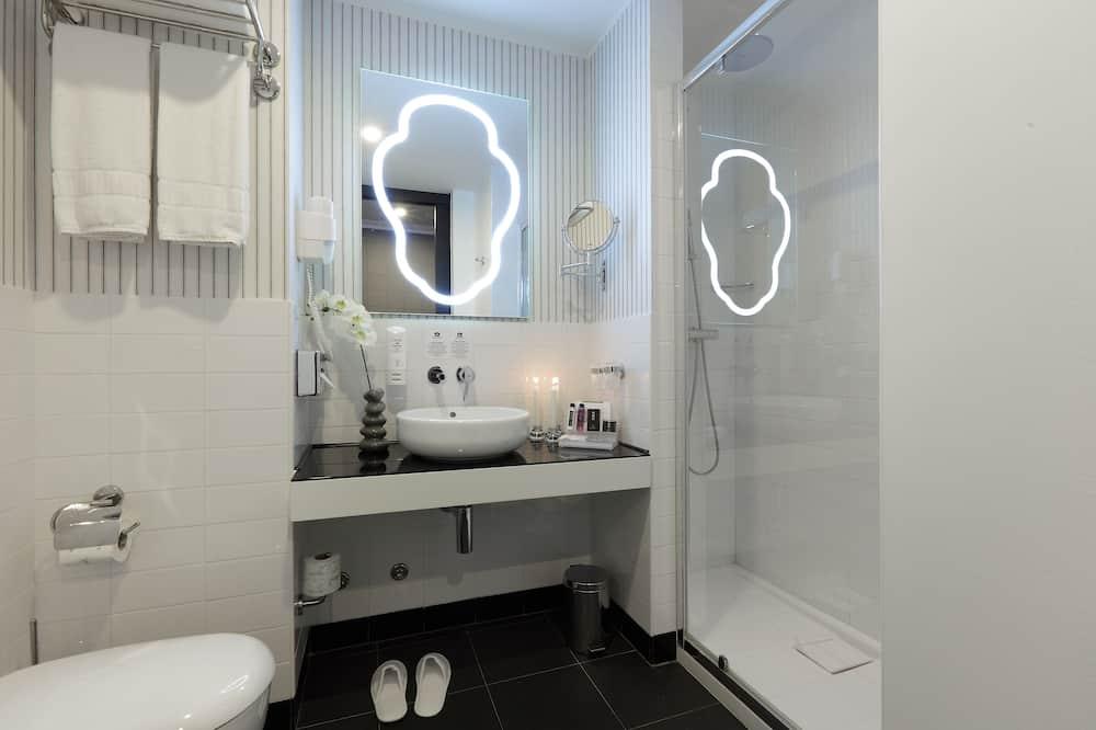 Chambre Double Confort pour 1 personne - Salle de bain