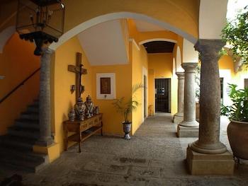 Foto van Hotel Meson de San Sebastian in Puebla
