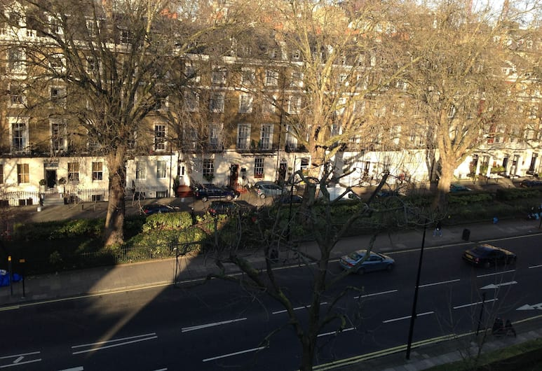 Balmoral House Hotel, London, View from Hotel