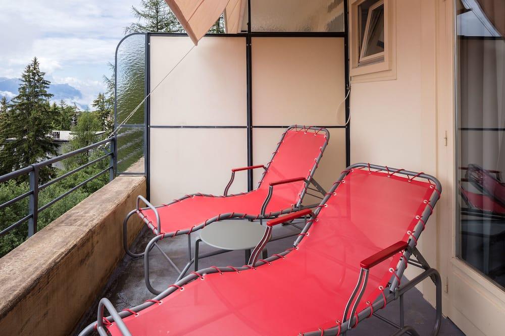 Pokój dla 1 osoby, prywatna łazienka - Balkon