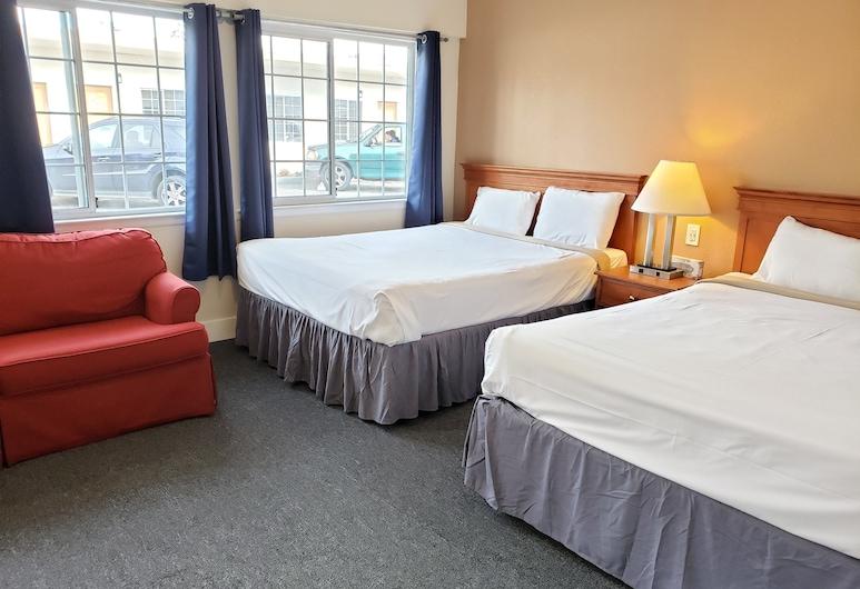 Ocean Lodge, Santa Cruz, Quarto Standard, Quarto