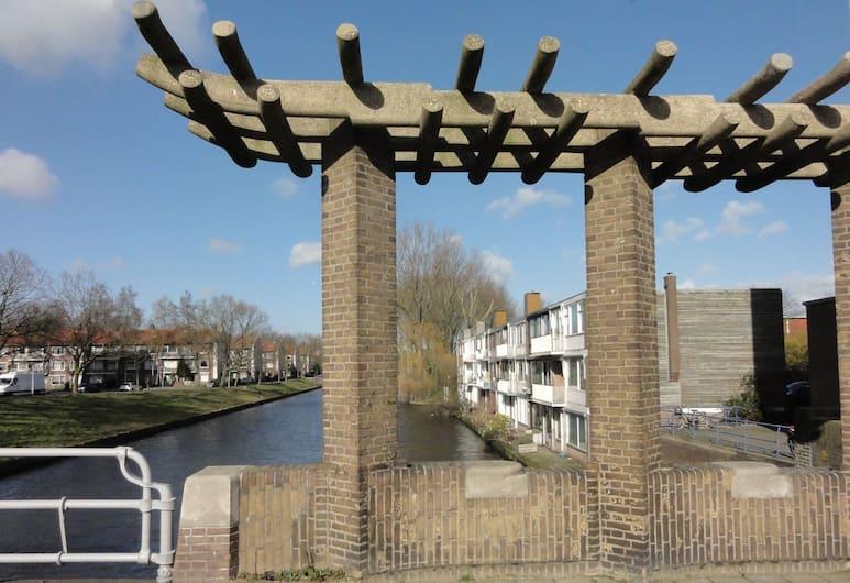 阿姆斯特丹西民宿, 阿姆斯特丹, 外觀