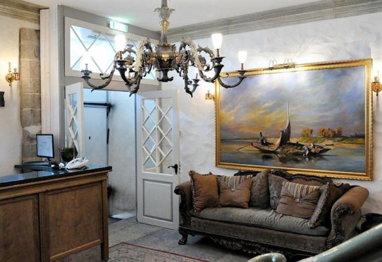 Gotthard Residence, Tallinn, Lobby