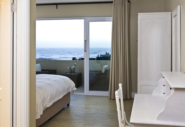 Atlantic Villa Boutique Guesthouse, Swakopmund, Zimmer, Meerblick, Terrasse/Patio