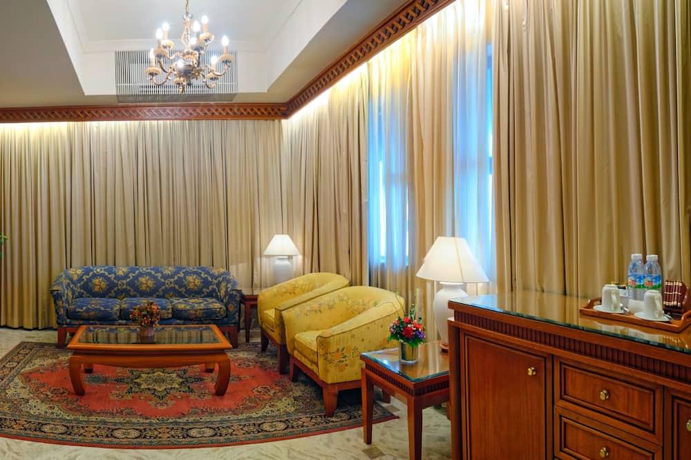 Junior Suite Room - Living Room