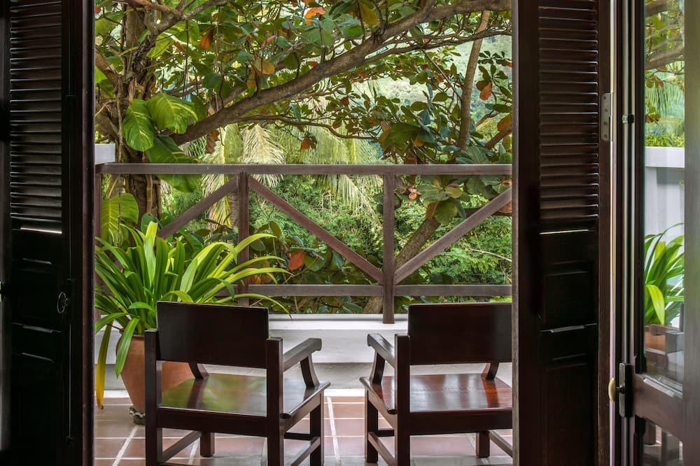 Victoria Suite Garden View - Utsikt mot trädgården