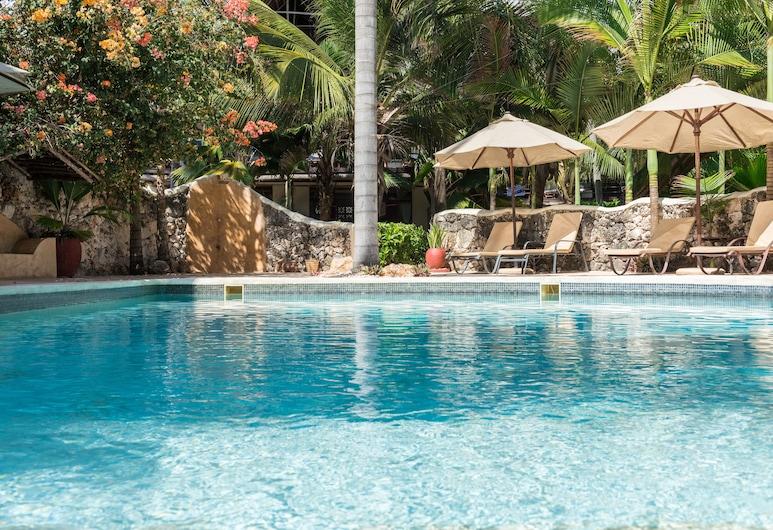 Sunshine Hotel Zanzibar, Matemwe, Εξωτερική πισίνα