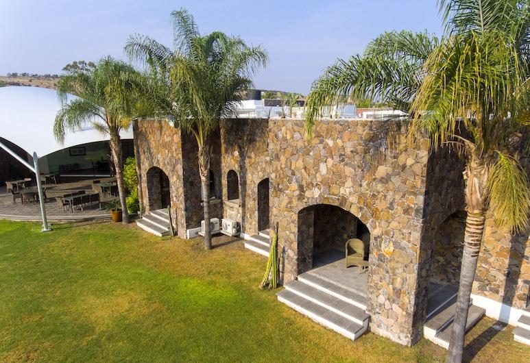 Hotel Villa Mexicana Golf Resort, Коррехидора, Сад