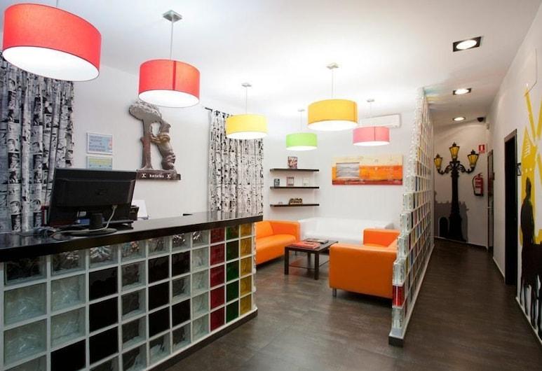 JC Rooms Santa Ana, Madryt