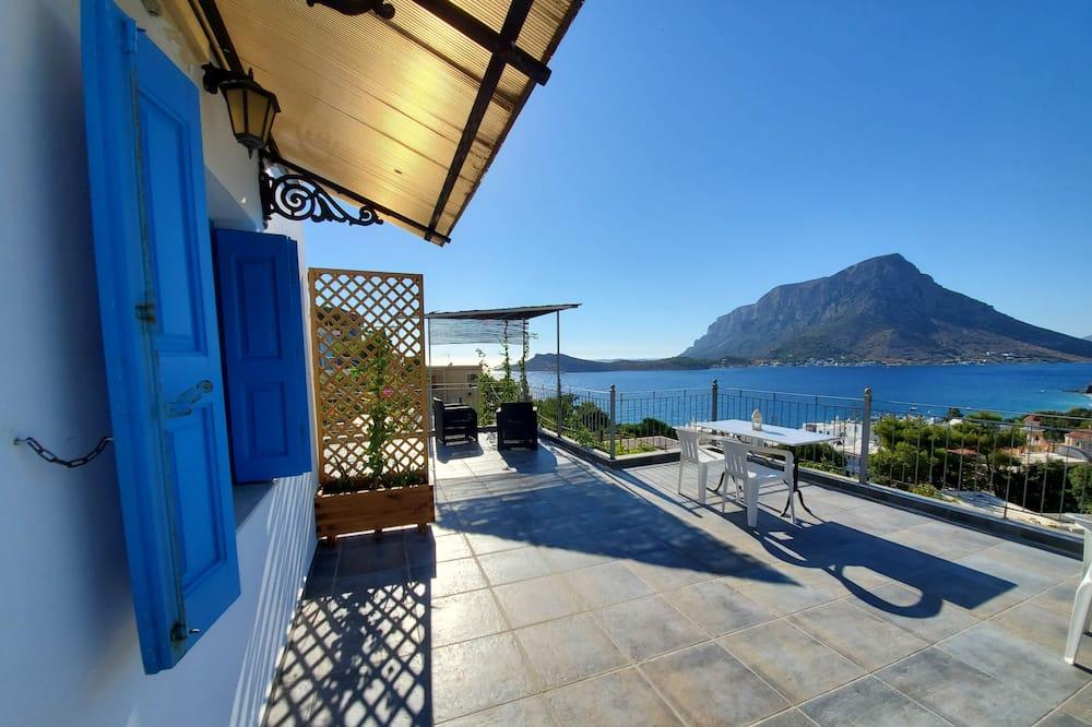 Studio, Kitchenette, Sea View (For 2) - Terrace/Patio