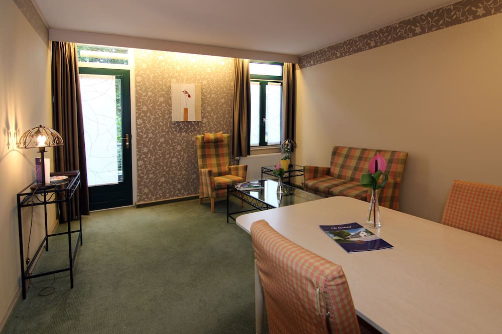 Junior Suite, View - Living Area