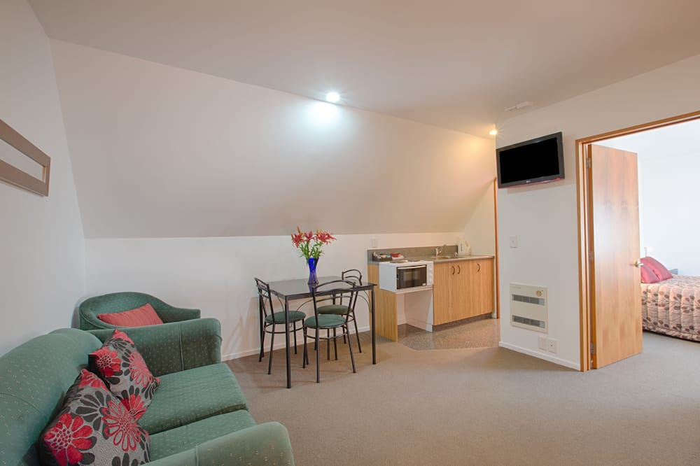 Căn hộ Superior, 1 phòng ngủ - Khu phòng khách