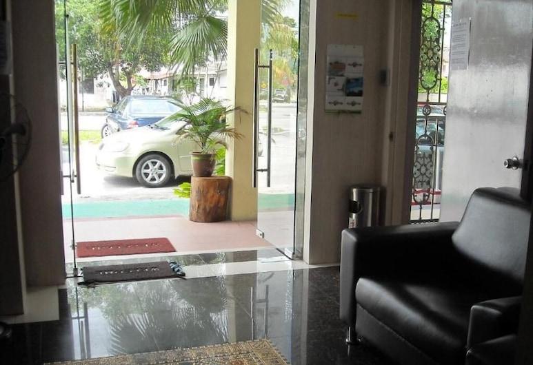 New Wave Hotel Sri Hartamas, Kuala Lumpur, Interior Entrance