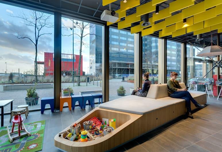 MEININGER Hotel Amsterdam City West, Amsterdam, Kinderbereich