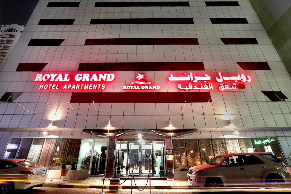 Royal Grand Suite Hotel, Sharjah