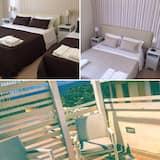 Apartemen Keluarga, 2 kamar tidur, dapur kecil, pemandangan samudra - Kamar mandi