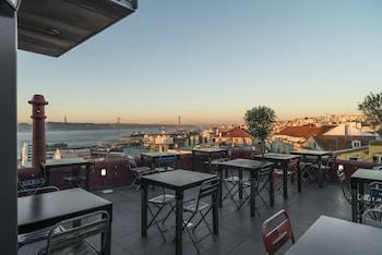 Bild vom Monte Belvedere Hotel by Shiadu in Lissabon