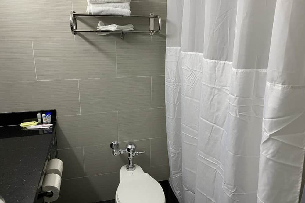 Habitación estándar, 1 cama de matrimonio grande - Cuarto de baño