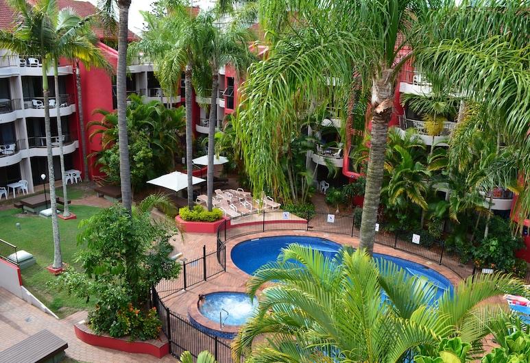 Enderley Gardens Resort, Surfers Paradise, Piscina al aire libre