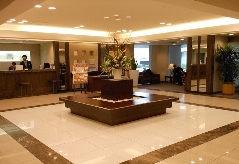 廣島法華俱樂部酒店, 廣島, 大堂