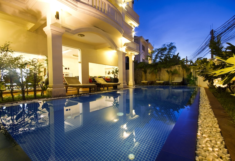 King Boutique Hotel, Siem Reap, Outdoor Pool