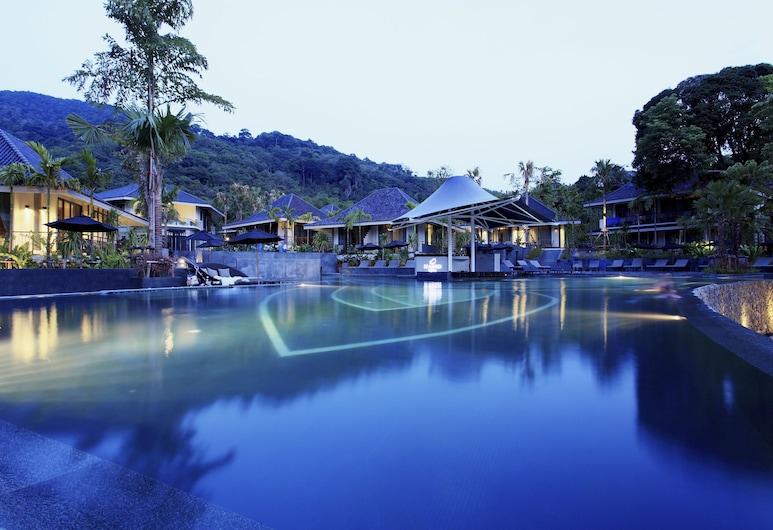 만다라바 리조트 & 스파 카론 비치, 카론, 야외 수영장