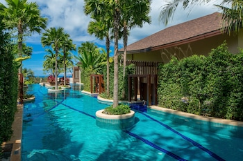 Foto van Mandarava Resort and Spa Karon Beach in Phuket