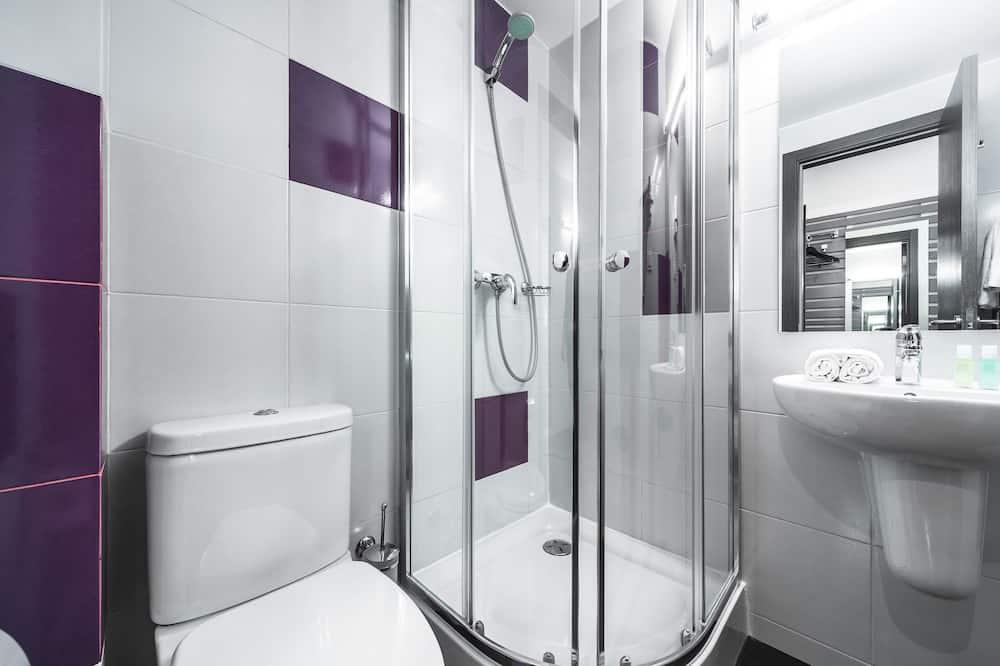 ห้องสแตนดาร์ด (2 twin beds) - ห้องน้ำ