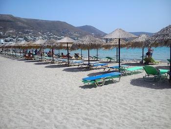 帕羅斯島基克拉迪飯店的相片