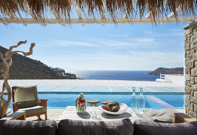 Myconian Villa Collection - Preferred Hotels & Resorts, Μύκονος, Villa 1 Bedroom (Prestige), Αίθριο/βεράντα