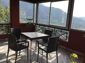 ภาพ Hotel Ganesha Inn Ganga View ใน Rishikesh
