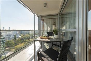 ภาพ P&O Apartments Arkadia ใน วอร์ซอ