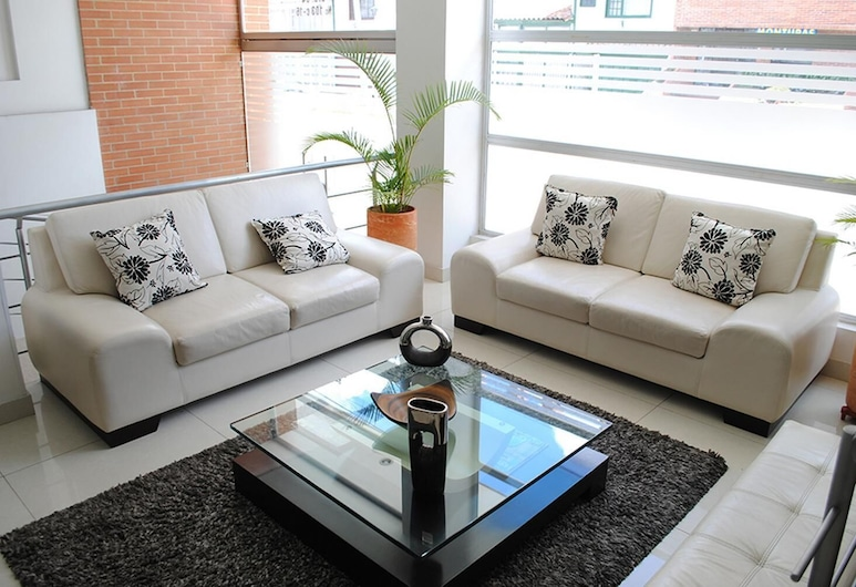 103 Wonderful House, Bogotá, Living Room
