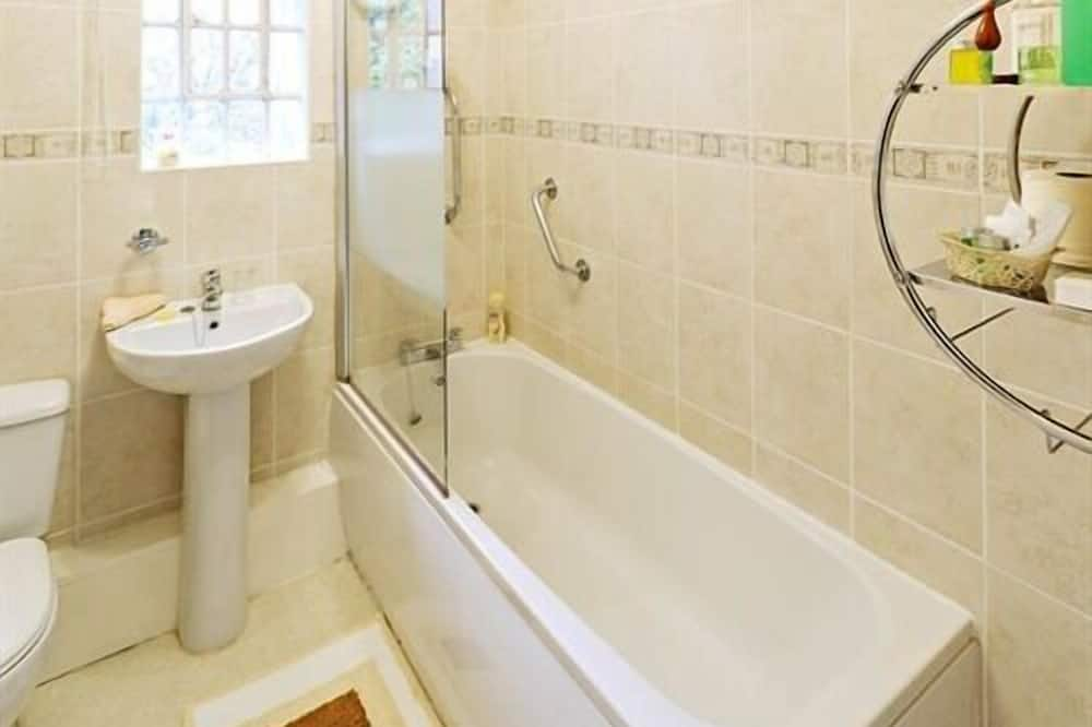 Double Room, Ensuite (The Solicitor's Room) - Bathroom