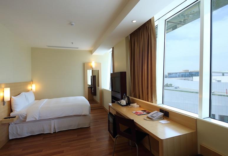 ibis Riyadh Olaya Street, ריאד, חדר זוגי, מיטה זוגית, חדר אורחים