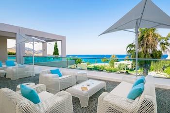 Fotografia do Porto Angeli Beach Resort – All Inclusive em Rodes