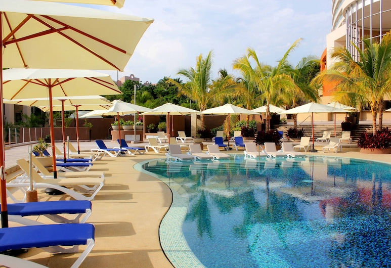 Azul Ixtapa Grand All Inclusive Suites & Spa, Ixtapa, Utendørsbasseng