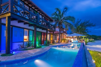 Foto do Chez Pitu Praia Hotel em Búzios